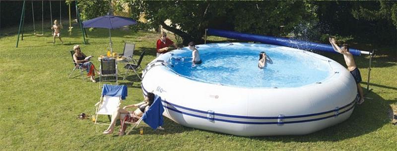 Ovline 4000 d couvrez la piscine hors sol pvc zodiac for Piscine hors sol zodiac occasion