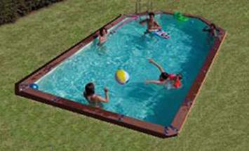 piscine zodiac le must de la piscine enterr e avec. Black Bedroom Furniture Sets. Home Design Ideas
