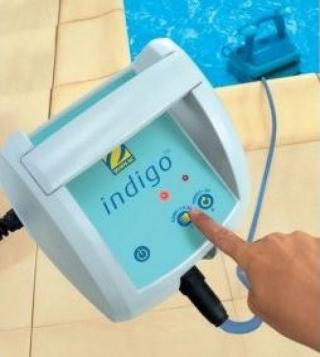 zodiac indigo le robot lectrique de piscine zodiac. Black Bedroom Furniture Sets. Home Design Ideas