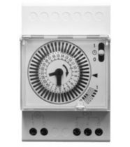 Horloge rail de programmation PANORAMA
